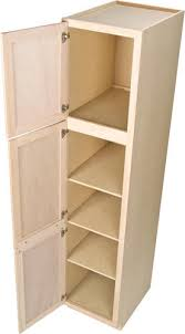 12 deep pantry cabinet 18 pantry quality one 18 x 84 unfinished oak utility cabinet at