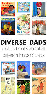diverse books for father u0027s day no time for flash cards