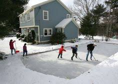 Backyard Ice Rink Tips First Time Building A Backyard Ice Rink U2013 Ice Condition January 17