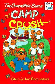 Berenstien Bears The Berenstain Bears At Camp Crush By Stan Berenstain