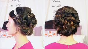 hairstyles for wedding guests hairstyles for wedding guests get ready with me wedding guest