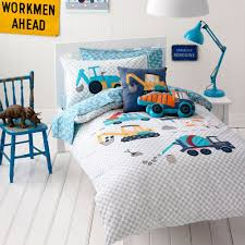 Truck Bedding Sets Mzpride Dump Truck Bedding Set Boys Bed Covers