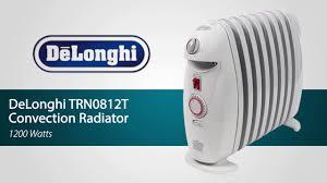 Comfort Temp Delonghi Delonghi Safeheat Trn0812t Portable Oil Filled Radiator Sylvane