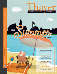 national loon yearbook thayer magazine the summer issue 2016 by thayer academy issuu