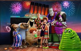 download wallpapers hotel transylvania 3 4k 2018 movie 3d