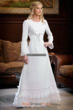 modest gowns and wedding dresses