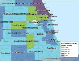 L Chicago Map by Market Snapshot Options Abound For Chicagoland Renters