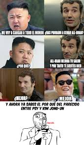 Kim Jong Un Snickers Meme - cu磧nto cabr祿n y ahora ya sabes el porqu礬 de ese parecido
