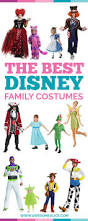 Disney Halloween Costumes For Family by Fun And Unique Family Matching Costume Ideas For Halloween
