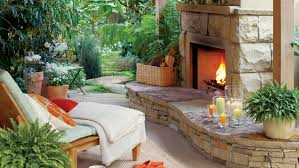 Covered Patio Pictures Patio Ideas And Designs Sunset