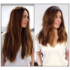 cut before dye hair 124 best before after images on pinterest los angeles lounges