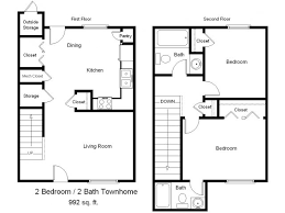 2 Bed 2 Bath House Plans 2 Bed 2 Bath Apartment In Rockport Tx Sea Mist Townhomes Sea