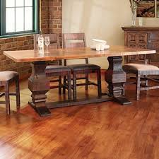 International Furniture Direct Dining Tables  Terra Copper - Copper kitchen table