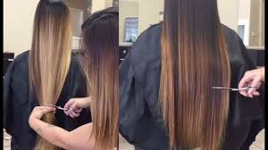 extreme long hair cutting videos for women extreme haircuts for