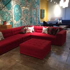 True Modern Sofa Truemodern On Check Out The Bump Bump Sofa We Did For