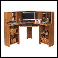 A Computer Desk Canadian Tire Sauder Corner Computer Desk For Only 89 99 Expired