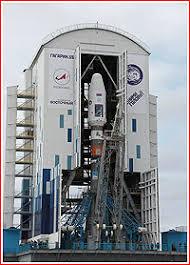 soyuz 2 rocket for vostochny
