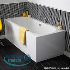 online bathroom store otley 1700 x 700 double ended fibreglass premier 1700 x 700 otley double ended fibreglass acrylic bath