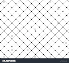 diamond shape vector patterndash dotted diamond shape decorate stock vector