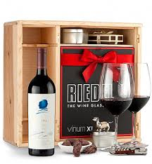 wine gift boxes opus one 2013 cellar gift set wine gift boxes a
