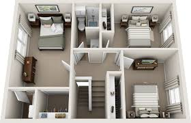 home design 3d ipad 2nd floor floor plan 3d print nikura