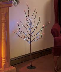 led light tree branches amazon com indoor outdoor 38 wrapped metal led lighted branch