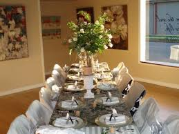 Ideas For Dinner by Table Setting Ideas For Dinner Party Crowdbuild For