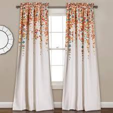 Burnt Orange Curtains And Drapes Orange Curtains U0026 Drapes Shop The Best Deals For Nov 2017