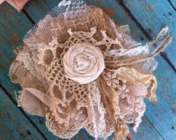 Shabby Chic Tie Backs by Burlap Tie Backs Etsy