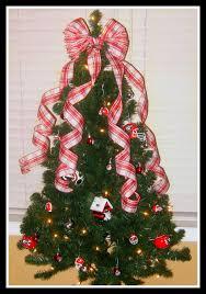 the georgia bubba and the alabama diva bubba u0027s bulldog christmas tree