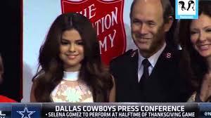 dallas cowboys game thanksgiving selena gomez to perform on thanksgiving dallas cowboys game live