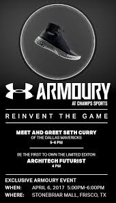 armoury opening at chs sports in stonebriar mall 97 9 the beat