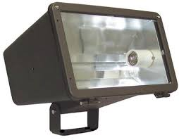 Hps Light Fixture Large Horizontal Hps Flood Light Fixtures