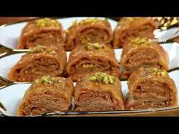 samira tv cuisine gâteau baklawa ou baklava recette facile la cuisine algérienne