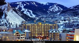 best winter destinations in usa map travel