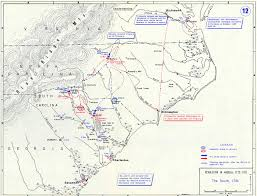 Rifle Colorado Map by Southern Campaign Of The Rev War Main Page