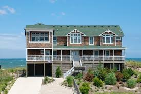 Cottage Rentals Outer Banks Nc by North Carolina Oceanfront Vacation Rentals Outer Banks Beachfront