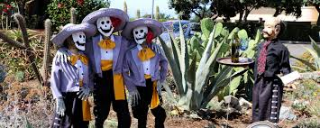 Halloween Festival In Usa Cambria Scarecrow Festival