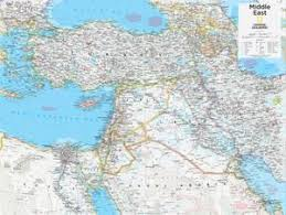 middle east earthquake zone map https imgc allpostersimages img posters nati