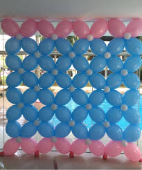 balloon decoration on wall wedding balloon wall wedding balloon