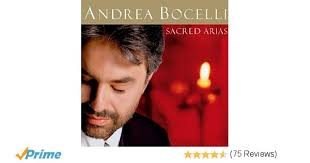 andrea bocelli sacred arias amazon co uk music