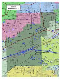 Robinson Illinois Map by Testimony Submitted To The House Redistricting Committee