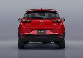 mazda cx3 2015 2016 mazda cx 3 is a crispy looking small cuv 50 photos u0026 video