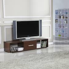 meuble tv avec bureau homcom meuble tv bas table armoire basse meuble de maison bureau