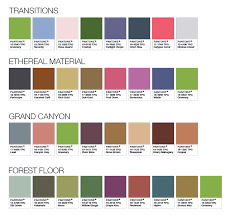 2017 Colors Of The Year Alluring 80 Color Of The Year Decorating Design Of Color Of The