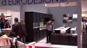 euro design kitchen u0026 bath at home show toronto 2013 youtube