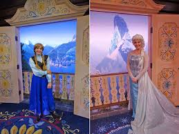 tips meeting elsa anna disney