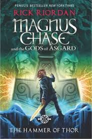 magnus chase and the gods of asgard 2 the hammer of thor