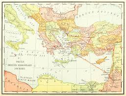 Rand Mcnally World Map by The Rand Mcnally Bible Atlas