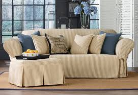 Sure Fit Sectional Slipcover Uglysofa Tailored T Cushion Loosefit Slipcovers For Slip Covers